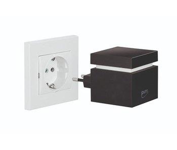 Ipuro Air Pearls elec. plug in cube / black