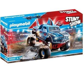 Playmobil Stuntshow Monster truck haai