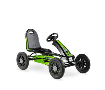 Spider Go-kart vert + Sonorisation gratuite pour volant