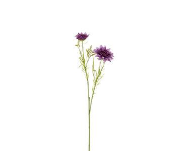 J-Line Daisy Plastique Violet Foncé