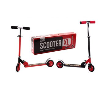 Step - City scooter rood/zwart