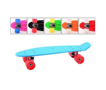 Pennyboard - skateboard -  rood - 55cm