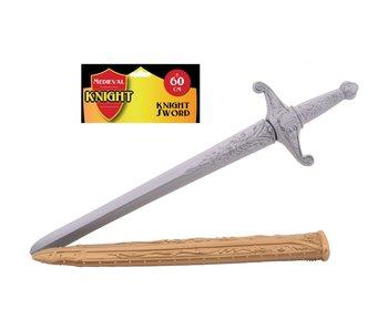 épée avec fourreau - 60 cm