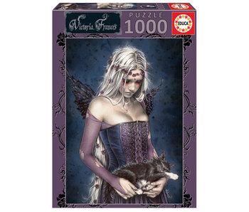 Educa Puzzel Educa Victoria Frances  Engel van de dood - 1000 stukjes