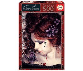 Educa Puzzle Educa Victoria Frances Papillons - 500 pièces