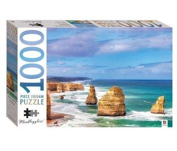 Puzzel 1000 Twaalf apostels Australie