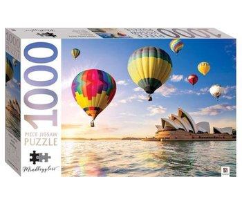 Puzzle Opéra de Sydney en Australie - 1000 pièces