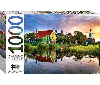 Puzzel 1000 stukken Zaandam