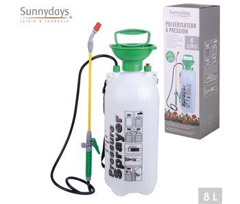 Sunnydays Tuinsproeier - inhoud 8 liter