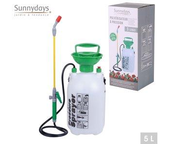 Sunnydays Tuinsproeier - inhoud 5 liter