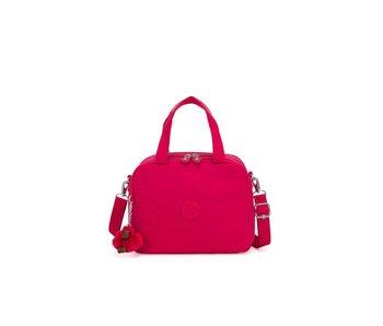 Kipling Sac à lunch true pink 25x20x13,5D cm
