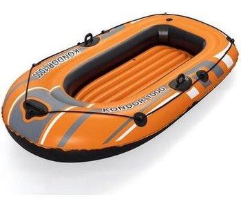 Bestway Opblaasboot 155x93cm Kondor 1000