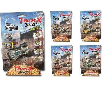 Trixx 360 trick ramp