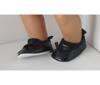 Ballerinas met strikje size 38-45 cm