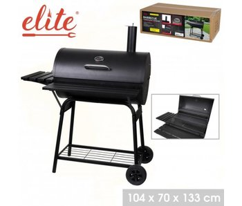 BBQ Elite met 2 etages - 104x70x133 cm