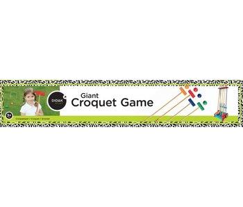Croquet 4 spelers