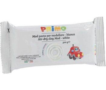 Primo boetseerklei 500 gr luchthardend wit