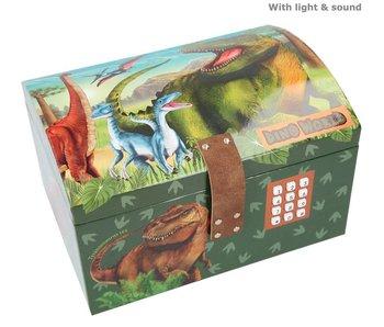 Dino World Coffre au trésor avec code