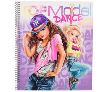 Dance kleurboek