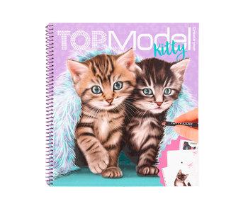 Kitty kleurboek