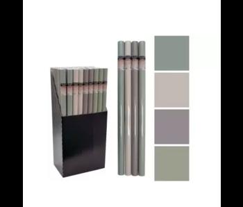 Papier couverture 2mx70cm - Nature - 1 rouleau - couleur selon stock