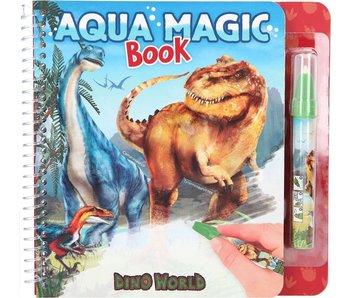 Dino World aqua magic boek