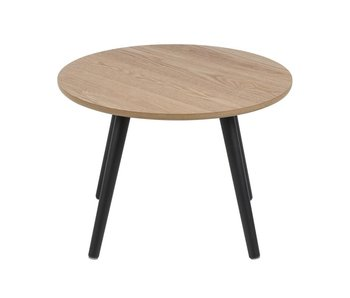 Table d'appoint Stafford dia 50x36cm