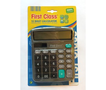 Desktop Calculator 12-Digit FC 265.917