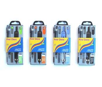 Boussole  6 pièces - différentes couleurs