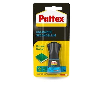 Pattex Secondenlijm kwast 5 gr