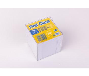 Bloc cube 9x9x9 1000 feuilles + Support FC