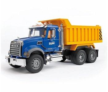 Bruder 02815 - Camion MACK Granite avec benne basculante