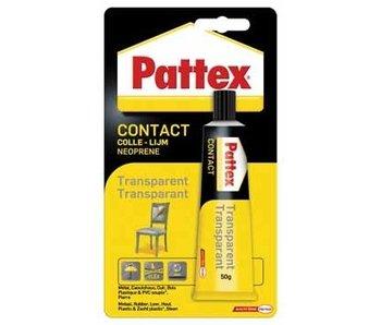 Pattex contact Transparent 50 gr 56 ml