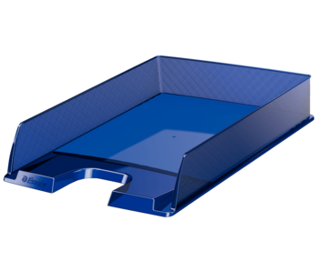 Bac à documents A4 Bleu