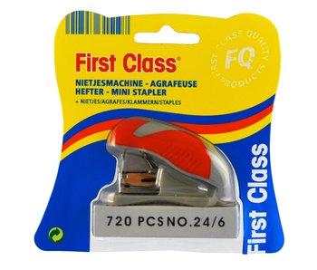 Mini-nietjesmachine 24/6 + Nietjes 233.308