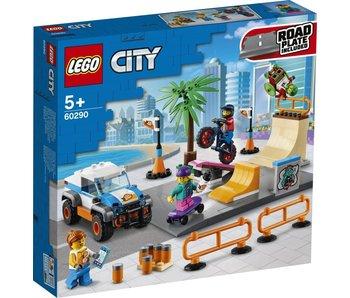 LEGO 60290 Skatepark de la ville