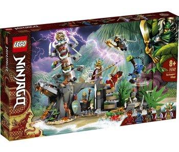LEGO 71747 Ninjago Le village des gardiens