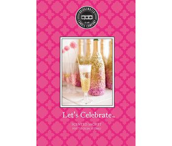 Geurzakje Let's Celebrate