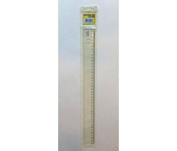 Règle PVC 40 cm FC 287.545