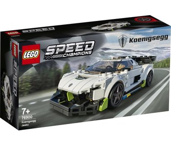 LEGO 76900 Champions de vitesse Koenigsegg Jesko