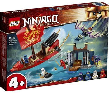 LEGO Ninjago: Laatste tocht van Destiny's Bounty 71749