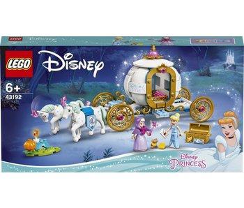 LEGO 43192 Disney : La calèche royale de Cendrillon