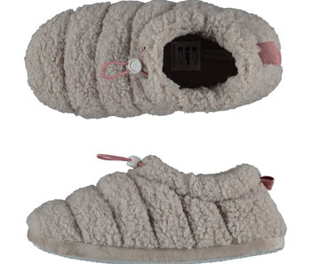 Dames huisslippers muiltje taupe 39/40