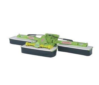 Bruder 02218 Drievoudige maaier Claas Disco 8550 C Plus