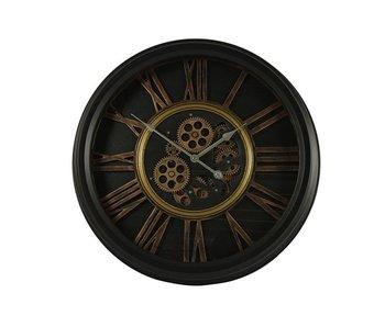 Horloge Grant noir