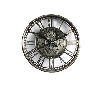 Horloge Lévis Argent