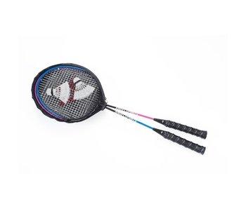 Ensemble de badminton 2 joueurs