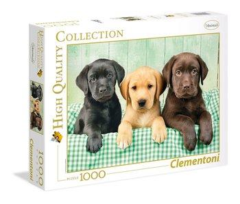 Puzzle HQC Trois Labradors - 1000 pièces