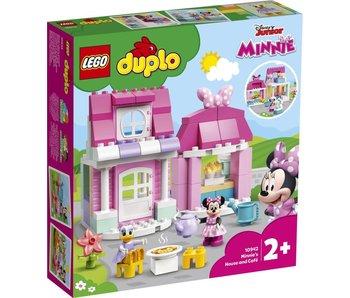 LEGO 10942 Minnie's huis en  café