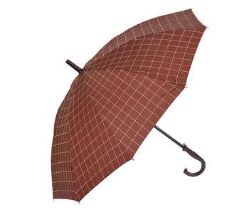 Clayre & Eef Paraplu 60 cm bordeaux